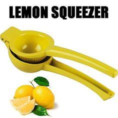 nice Manual Hand Lemon Squeezer Juicer Orange Citrus Press Juice Fruit Lime Kitchen