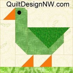 Duck Quilt Pattern | ... rice 4 00 for fabric requirements here is a picture of a quilt made by