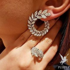 Dazzling diamonds Jewelry/Wedding/Bridal  LovelyIdeas
