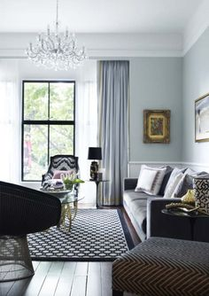 Astor Apartment by Greg Natale. I love everything about this place.