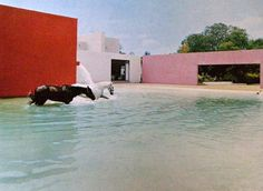 MONDOBLOGO [ from the book Luis Barragan in Color ]