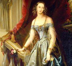 Grand Duchess Olga Nikolaevna of Russia, byChristina Robertson, 1841