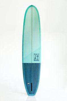 Noserider Longboard Design