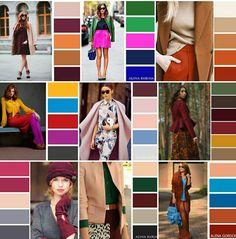 Combination Colour - Combination Colour Source by shokofehbeygi - Colour Combinations Fashion, Color Combinations For Clothes, Fashion Colours, Colorful Fashion, Color Combos, Color Matching Clothes, Matching Outfits, Wardrobe Color Guide, Magazine Mode