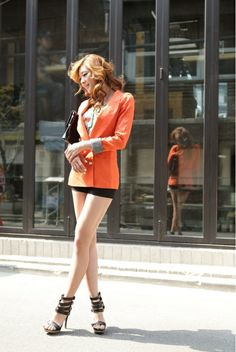 Korean Fashion Style Trend Report