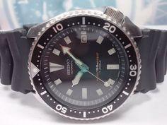 9fbd45a91 Seiko - Scuba Divers 150M - 1995 Model no. 7002-7000 - Men -