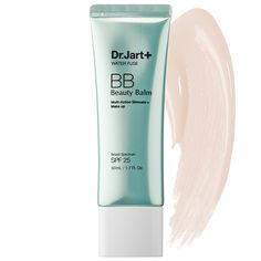 Dr. Jart+ Water Fuse Beauty Balm SPF 25 PA++ - A one-step skin perfecting balm that minimizes the need for foundation or concealer. - Unique Water Bead Technology helps to hydrate and maintain healthy moisture for a dewy fresh look - Features SPF 25 sun protection - Comes in one universal shade