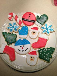 Cookie Decorating ideas!