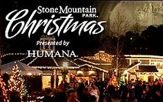 Discounts for Stone Mountain Christmas + Snow Mountain at Stone Mountain Park.  Use this link and save %25 on tickets thanks to Gas South: http://www.gas-south.com/campaigns/stone-mountain-partnership.aspx If you buy online you can save up to %20 off. You also save up to 30% when you do combo packages.