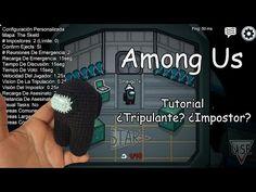 Among Us amigurumi a crochet | Tutorial completo Tripulante - Impostor | Patrón Escrito - YouTube