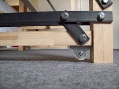 homemade mobile workbench - Google Search