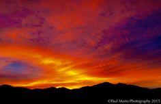 West Jordan Sunset by pjmartojr