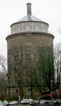 Wasserturm - Berlin