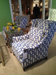 Cr Laine Spring 2017 Hpmkt Gaston Chairs In Fabric Linked Hyacinth Madeintheusa
