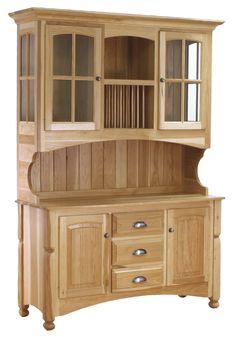 Estate Hutch | Canal Dover Furniture