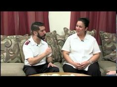Published on Oct 31, 2014 Robin Bobo Talks with Lieutenants Stephen and Bernadette Correira about the Salvation Army Fish Fry Fundraiser for the Center of Hope Shelter