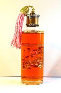 Vintage Mystery L'Orientaliste Middle Eastern Perfume Splash Tuberose?