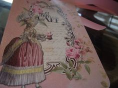 Reserved For Pmfc    The  Beautiful Marie Antoinette by mslizz, $14.00