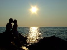 Pinterest Couple Kissing | Romantic couple kiss 1024 - Painting You With Words