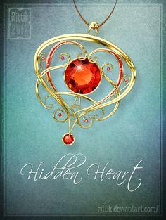 Amulet+-+Hidden+Heart+by+Rittik.deviantart.com+on+@DeviantArt