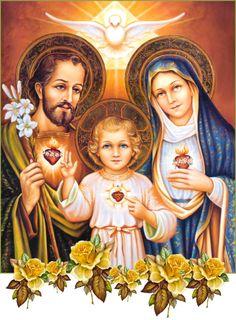 Saint Joseph, protect our families!