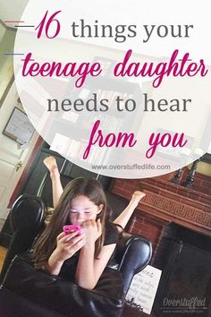 Parenting tips for moms of teenage daughters. Raise your teen daughters to be strong girls by saying these encouraging words to them often! Parenting Parenting dad Parenting quotes Parenting tips Parenting truths Raising Teenagers, Parenting Teenagers, Parenting Quotes, Parenting Advice, Parenting Classes, Parenting Styles, Funny Parenting, Step Parenting, The Words