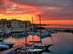 Colourful Bari - http://www.travelandtransitions.com/european-travel/