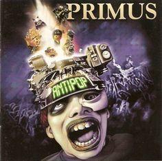 """Primus """"Antipop"""" 1999"""