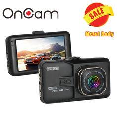 "Dual Camera Oncam 1080P Full HD 170 Degree angle New 3.0"" CAR DVR CAMERA T626 Car Camera For Driving Recording Car Cam"