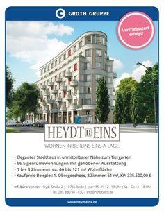 Heydt Eins - Wohnen in Berlins Eins-A-Lage - http://www.exklusiv-immobilien-berlin.de/aktuelle-bauprojekte-berlin/heydt-eins-wohnen-berlins-eins-lage/003621/