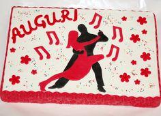 Torta Ballerini #pasticcerialacoccinella #Italy #Trieste #torta #ballo #danza #feste  #compleanno #happybirthday #auguri #marzapane #dolci #bambini www.pasticcerialacoccinella.com