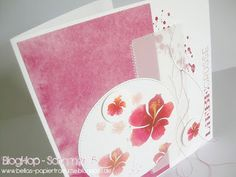 {Bellas} Papierträume: BlogHop - Sommer °5
