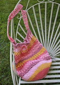 0bcf786ad1 Boho Crochet Market Bag Free Pattern Caron Cotton Cakes Cotton Cake