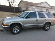 Used 2000 Chevrolet Blazer