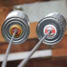 HOME DZINE Craft Ideas | Best recycled can ideas