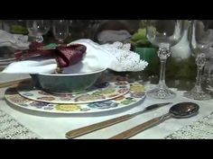 Recebendo em Casa - Mesa Posta tema Safari e outras dicas #012 - YouTube