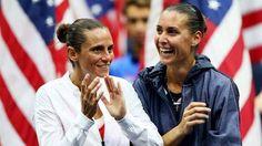 Il cielo è azzurro sopra New York: Pennetta & VInci agli US Open