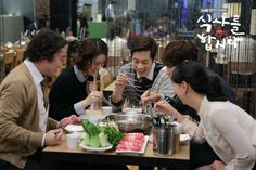 Let's Eat TVN Korean Drama