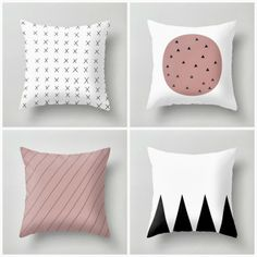 cushions by OHM