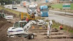 Calais migrants: Work begins on UK-funded border wall