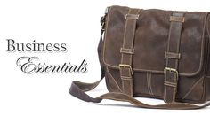 Leather Luggage Bags, Leather Briefcases, Leather Portfolios & Planners www.theelegantoffice.com
