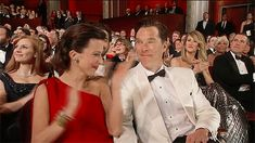 Benedict & Sophie at The Oscars 2015 22nd February 2015 - Best Actor Nominee