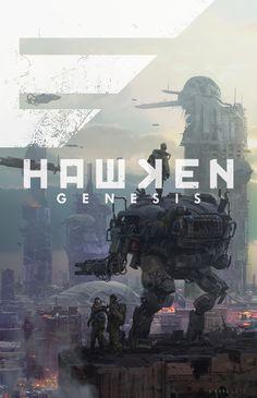 HAWKEN-GENESIS-Cover.jpg (969×1500)