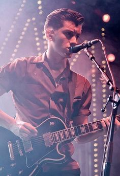 A to the T - Alex Turner! ;-)