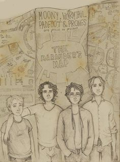 The Marauders sketch