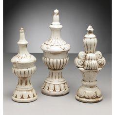 Image result for ceramic finials