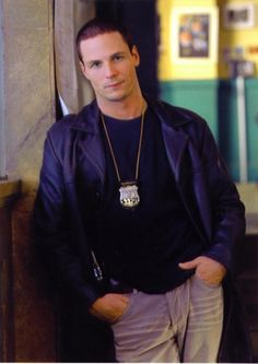 Bosco from Third Watch - LOVED this show and him. Even named my dog after him!