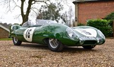 1956 Lotus Eleven Le Mans Works Car