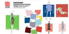 Colores de Moda: Pantone Primavera-Verano 2016 - Moda Preview International