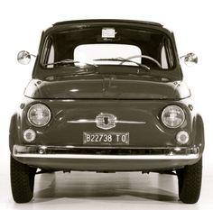 1969 Fiat 500 - F Moretti